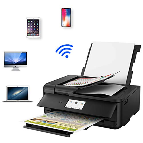 Buy Bargain TANCEQI Colour Multifunction Inkjet Printer, Business Printing Machine, 4.3 Inch Color T...