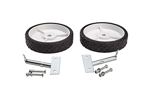 BORA PM-4004 Wheel Kit for BORA PM-4000 Miter Saw Stand (stand not included)