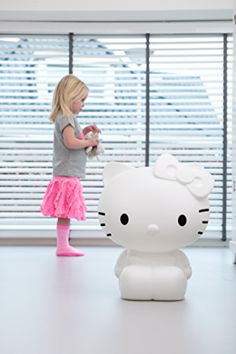 BASE NL - IP5015-558 - Lampe design - Hello Kitty - Blanche