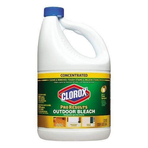 Clorox Outdoor Bleach, 120 oz Bottle - Three 120-oz Bottles.