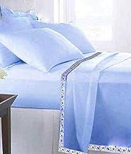 HomeStore-YEP Cotton 180 TC Bedsheet (Pink_Twin)
