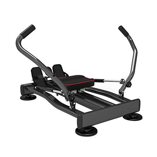 jooe Rudergerät Indoor Rower Rudertrainer 360 ° Bidirektionale Drehung Geeignet Für Heimfitnessübungen