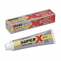 セメダイン 多用途型接着剤 スーパーX 業務用 135ml/箱 ホワイトタイプ AX-039 / 5セット