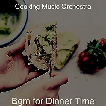 Bgm for Dinner Time