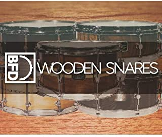 BFD Wooden Snares : BFD3 Expansion Pack