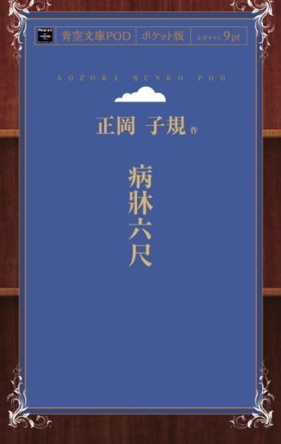 旅教師の日眉病牀六尺 (青空文庫POD(ポケット版))