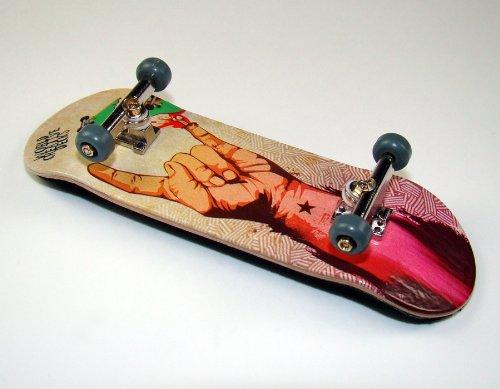 KOMPLETT Fingerskateboard World-Creative #3