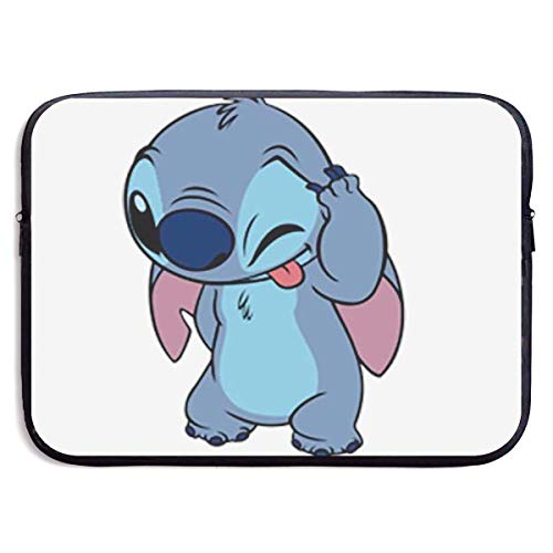 Hdadwy Laptop Sleeve Case Stitch Bite You Notebook Tablet Bag for Notebook Tablet IPad Tab