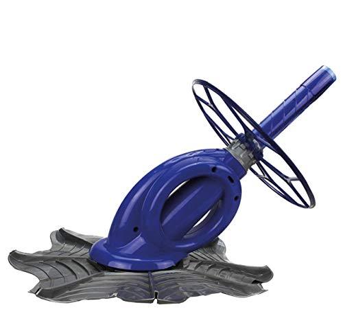 SIQUA Nautilus limpiafondos de Piscina con diafragma automático y Compacto. Se Conecta a la Toma de aspiración de la Piscina o Skimmer