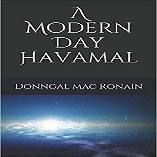 A Modern Day Havamal cover art