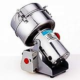 YAMEIJIA Molino de café Comercial 2000 Molino de Acero Inoxidable Molino en Polvo pequeña máquina Ultrafina NWE