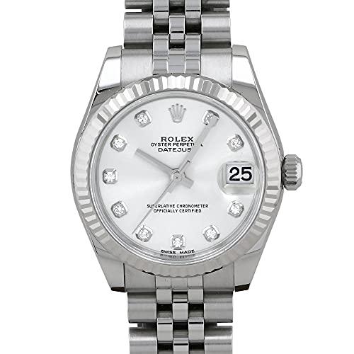 ロレックス ROLEX デイトジャスト 178274G シルバー文字盤 中古 腕時計 ユニセックス (W196843) [並行輸入品]