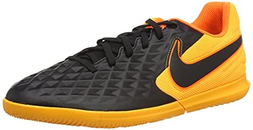 Nike At6110-008_43, Entrenadores de fútbol Sala Hombre, Black, EU