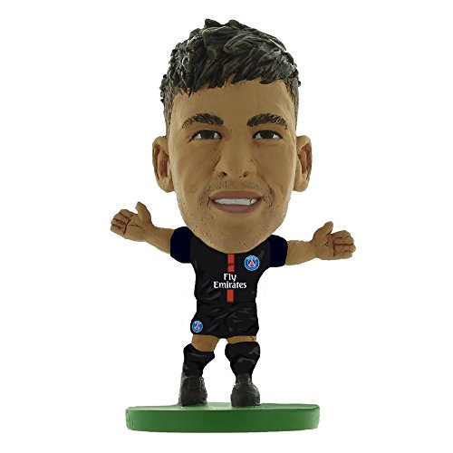 SoccerStarz SOC1181 Figur Paris St Germain Neymar Jr