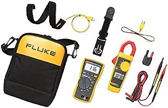 Fluke 116/323 KIT HVAC Multimeter and Clamp Meter Combo Kit - FLUKE-116/323 KIT
