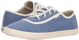 TOMS(トムス) レディース 女性用 シューズ 靴 スニーカー 運動靴 Carmel - Infinity Blue Heritage Canvas [並行輸入品]