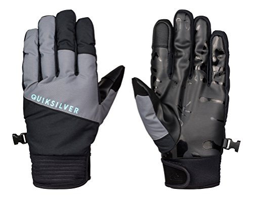 Quiksilver Method Glove Gants de Ski Homme, Quiet Shade, FR (Taille Fabricant : XL)