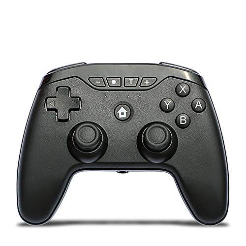 DAWN&ROSE Wireless Controller with Dual Shock Touch Panel Audio Jack...