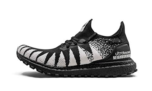 adidas Hombres UB All Terrain NBHD Zapatillas Para Correr Negro, negro, 4 UK 🔥