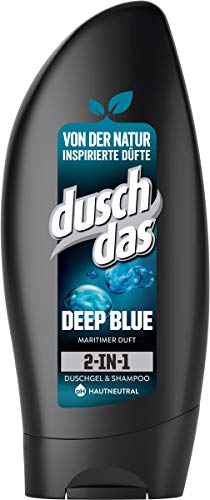 Duschdas Duschgel For Men Deep Blue, 6er Pack (6 x 250 ml)