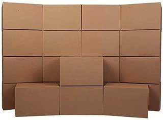 BM Paper 20-Pack Medium Moving Boxes Size 18