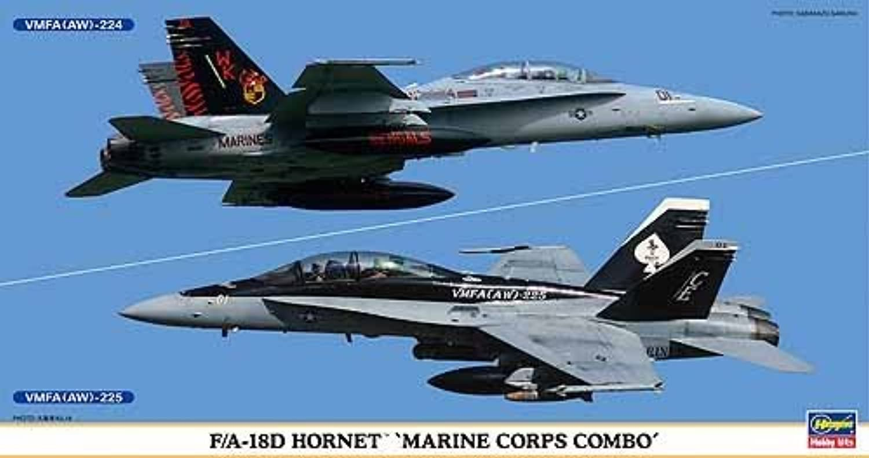 1 72 F   A-18D Hornet Marinko Combo (00.982)