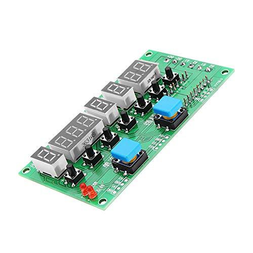 Raitron DC8V-27V Programmeerbare Stepper Motor Driver Controller Board stap/hoek/richting/snelheid/tijd instelbaar 42/57 fase