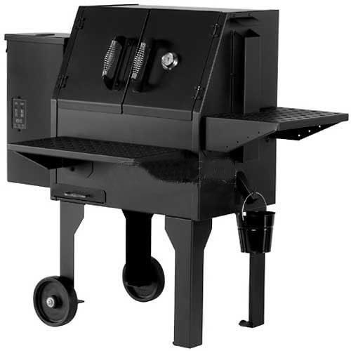 Timber Ridge Pellet Grill And Smoker, Digital Control