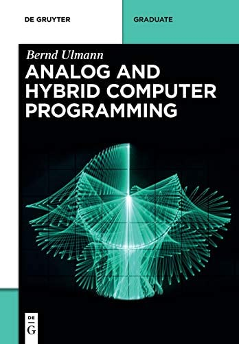 Analog and Hybrid Computer Programming De Gruyter Textbook product image