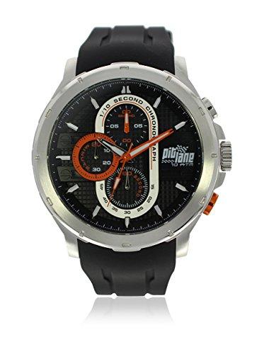 Pit Lane Reloj con Movimiento Miyota Man PL-1014-3 45 mm