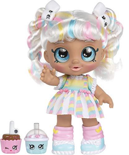Kindi Kids - Marsha Mello Puppe für Kinder und Mädchen ab 3 Jahren, Mehrfarbig (Famosa 700015393)