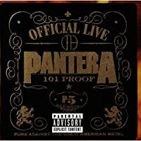 Official Live: 101 Proof by Pantera (1998-06-30)