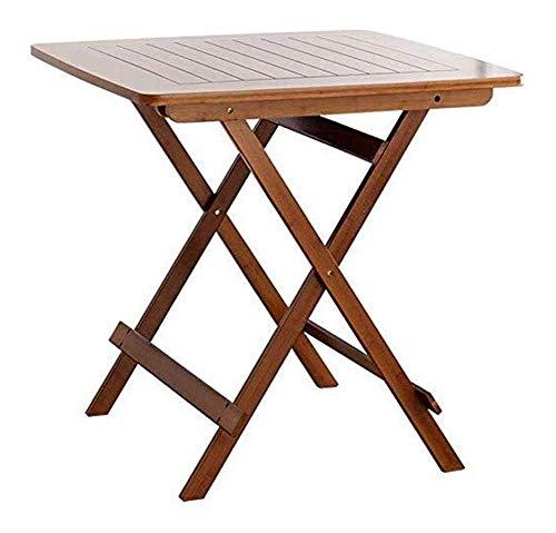Mesa de centro Mesas laterales plegables mesas portátiles taburete plegable Tabla hogar pequeño y sencillo lateral esquina de la tabla tabla de cena elegante mesa de té Tablas de café pequeñas