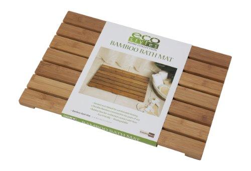 Creative Bath Eco Styles Bath Mat, Bamboo