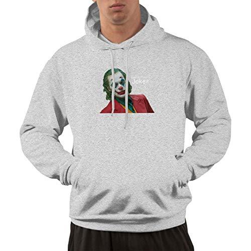 Men's Cotton Pullover Warm Hoodie...
