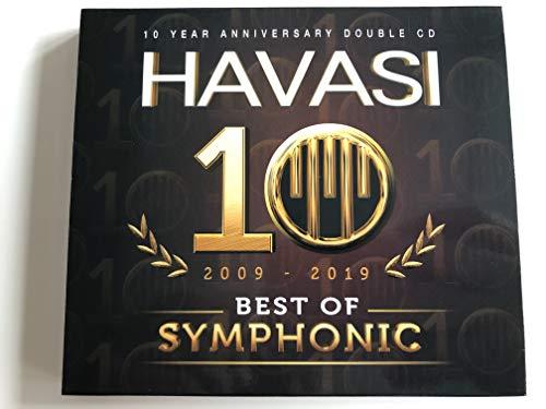HAVASI - BEST OF 2009-2019 10 YEAR ANNIVERSARY (2 CD)