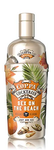 Coppa Cocktails Premium Ready-to-Drink Premixed Sex on the Beach, 70cl 211104911