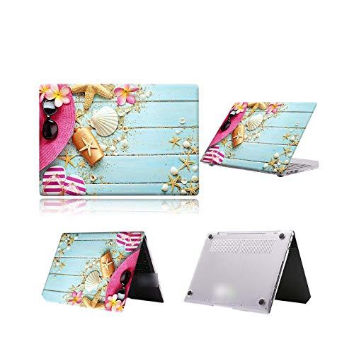 Peach-girl - Carcasa para Huawei MateBook D14 / D15 / 13/14 / Honor MagicBook 14/15 / X Pro 13.9 (goma, resistente al polvo), color azul