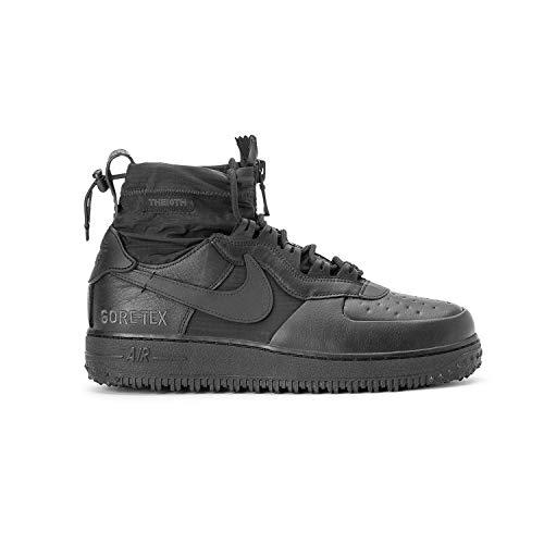 Nike Air Force 1 WTR Gore-TEX, Negro (Negro), 42 EU