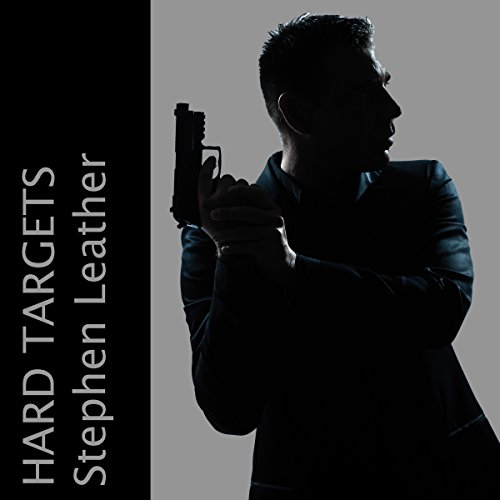 Hard Targets audiobook cover art