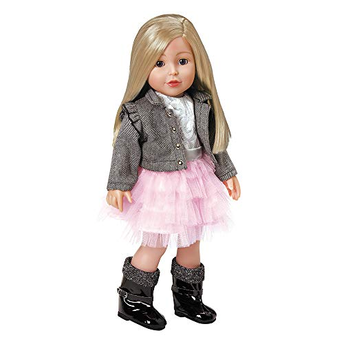 Adora Amazing Girls 18 Inch Doll, Harper (Amazon Exclusive) Compatible With Most 18 Inch Doll Accessories And Clothing