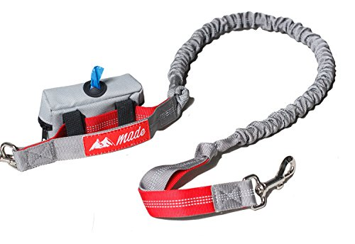 Mountain Made Pets Hands Free or Hands On Retractable Dog Leash