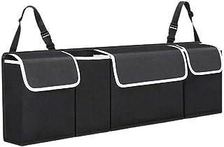 Car Boot Organiser Large Storage Bag Pocket Back Seat Hanger Travel Hanging AUS