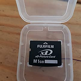1 GB Fujifilm XD Memory Card Type M FujiFilm 1GB xD-Picture Card M 1 1GB FUJIFILM XD Picture Memory Card Genuine DPC-M1GB