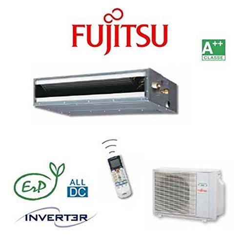 Fujitsu ACY50UiA-LL Sistema split Plata - Aire acondicionado (A++, A+, 1,62 kWh, 1,66 kWh, 1620 W, 1660 W)