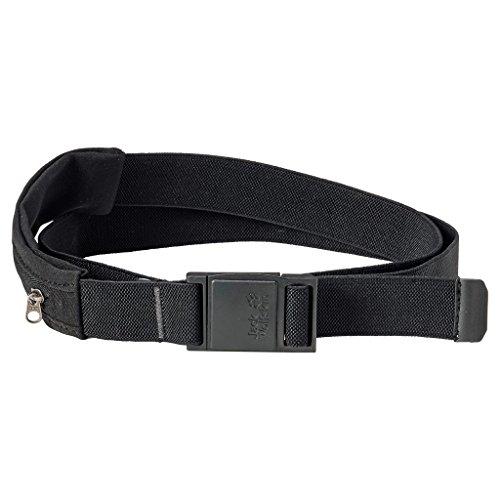 Jack Wolfskin Gürtel Pocket Belt, Black, ONE SIZE