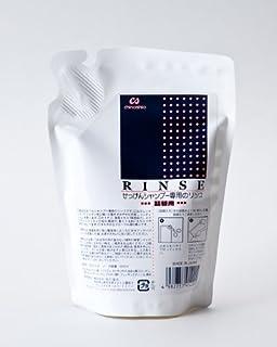 地の塩社 CSせっけんリンス 詰替え用400ml×12