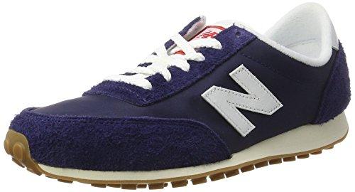 New Balance Herren U410 Sneakers, Blau (Navy), 44 EU