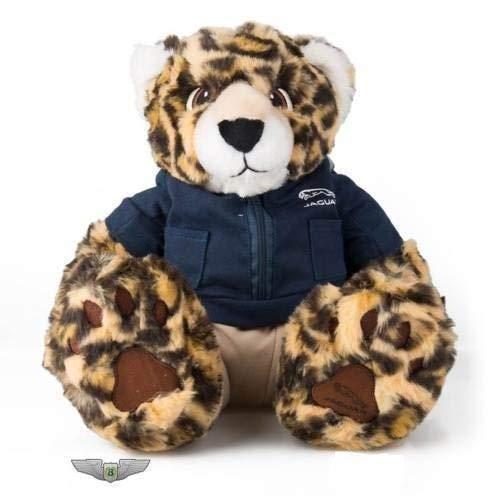 Jaguar Kollektion MERCHANDISE NEU Original kuschelig Plüschtier Bär Cub MASKÖTCHEN 50jdty744bna