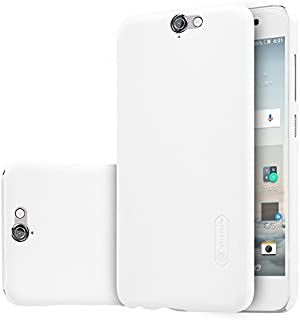 """Nillkin Super Frosted Shield Back Hard Case For HTC One A9 [5.0"""" 2015] [White Color]"""